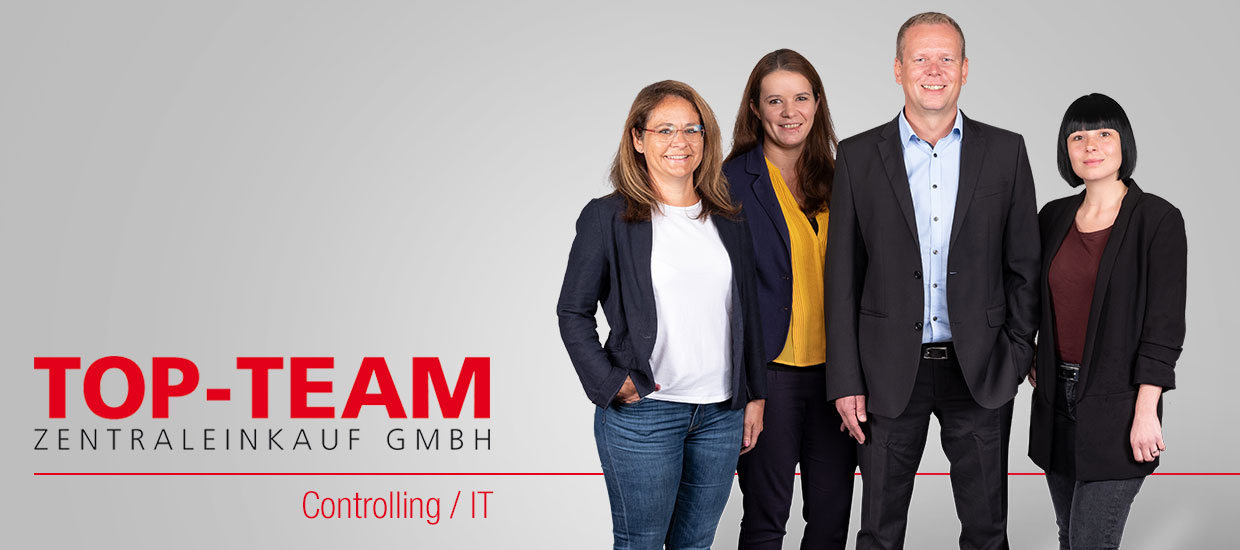 Top Team Gruppe control